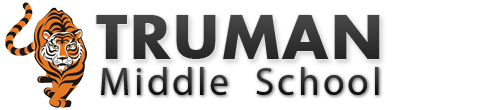 Truman Middle School  Logo